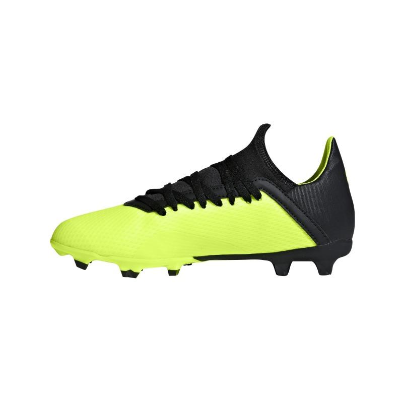 Tienda Futbol Solution   Botas Adidas X 18.3 FG Junior TEAM MODE