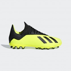 BOTAS DE FUTBOL ADIDAS X 18.3 AG Junior Team Mode