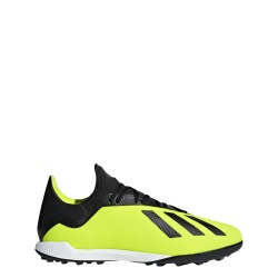 BOTAS de fútbol ADIDAS X TANGO 18.3 TF TEAM MODE color Amarillo - Negro