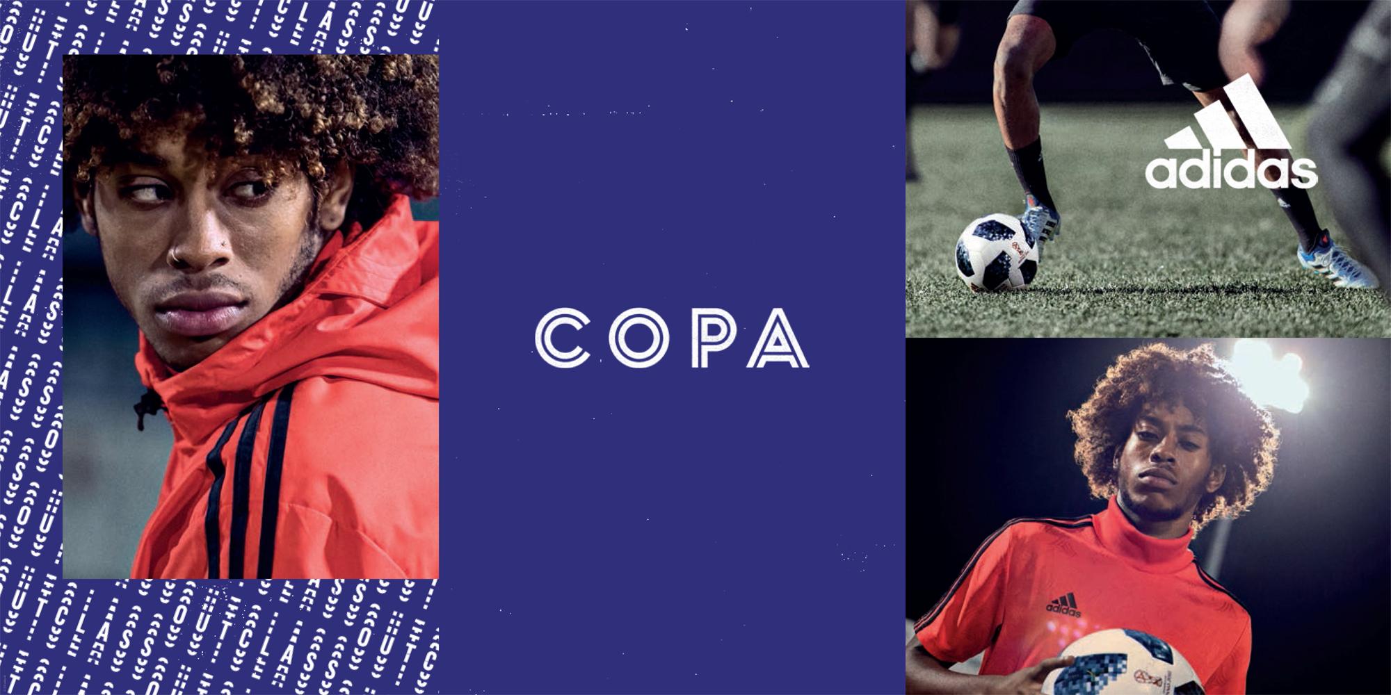 Adidas Copa Team Mode