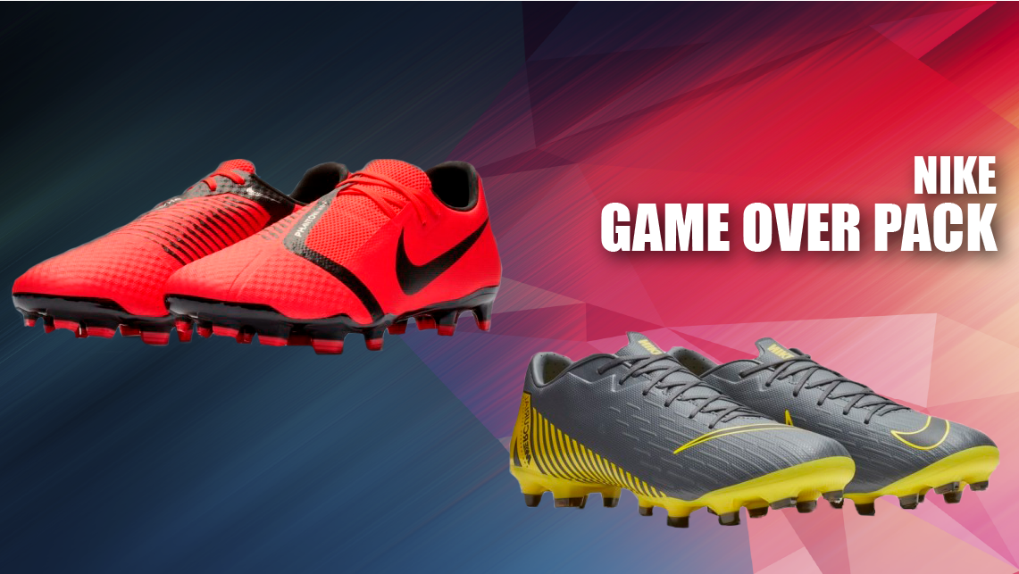 Nike Game Over pack