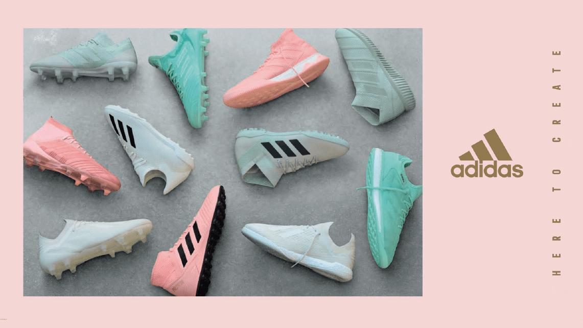 Colección de botas de fútbol Adidas Spectral Mode