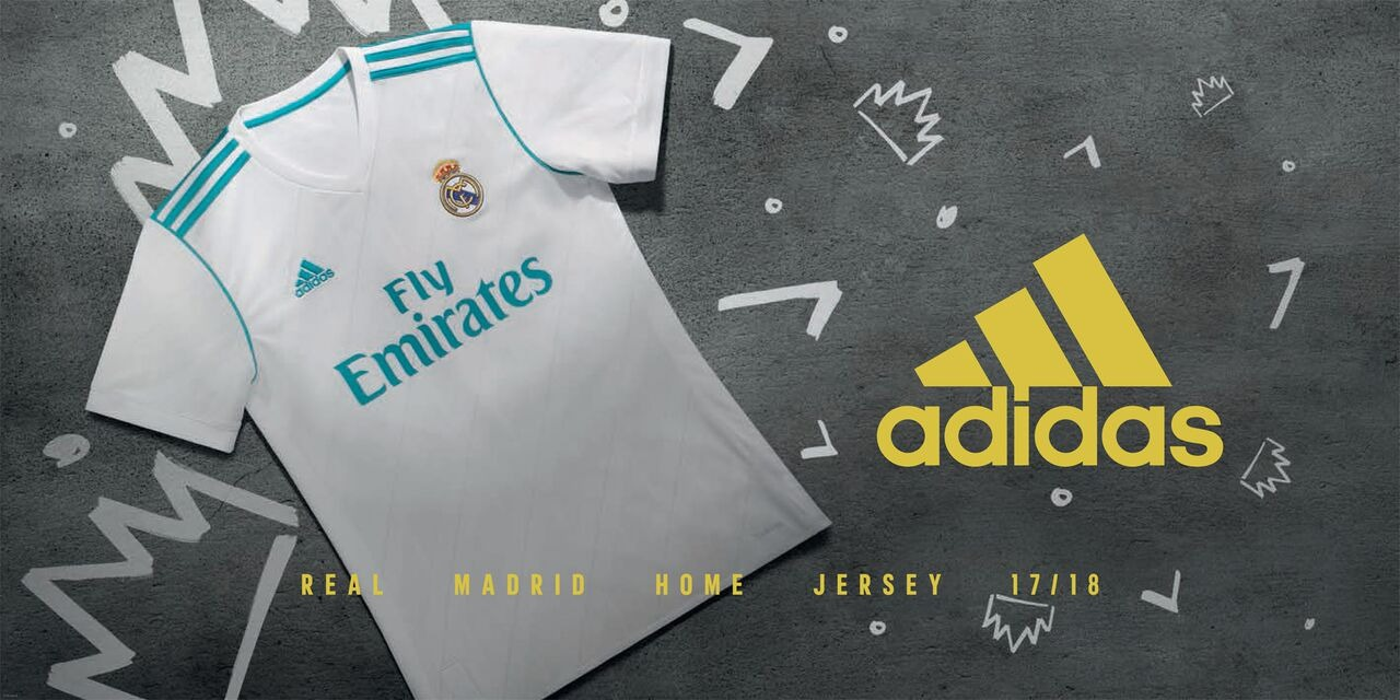Equipaciones Real Madrid