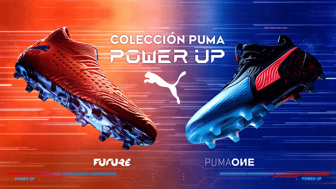 Colección Puma POWER UP PACK