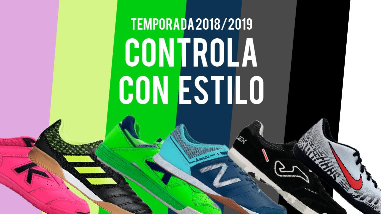 Control your style-Season 18/19