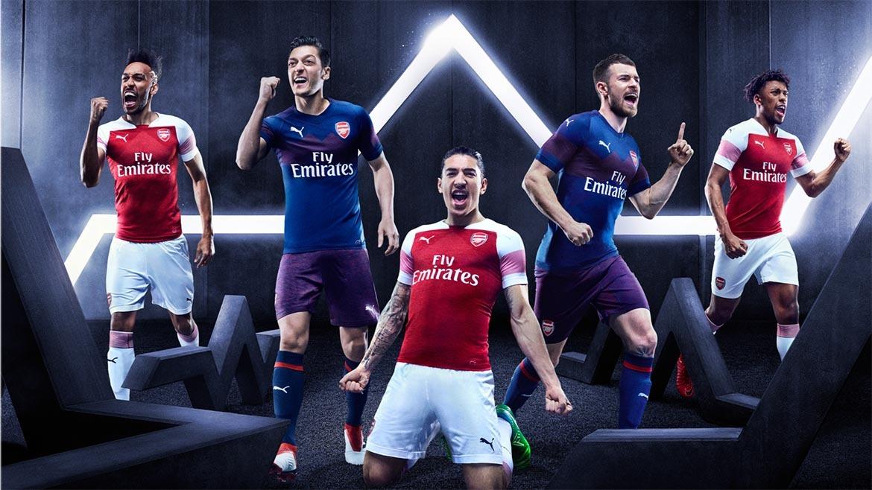 Equiapacion Arsenal - Premier League