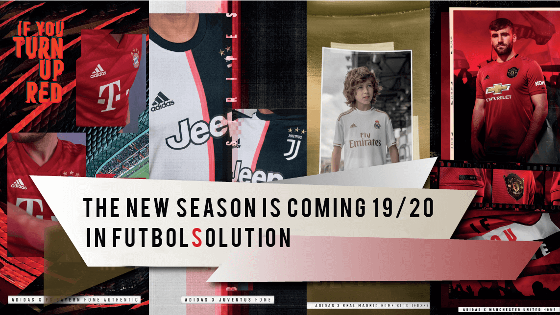 New Season 2019 - 2020 - Teams